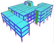 Modellazione-FEM-Struttura-2