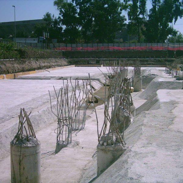 Pali-fondazione