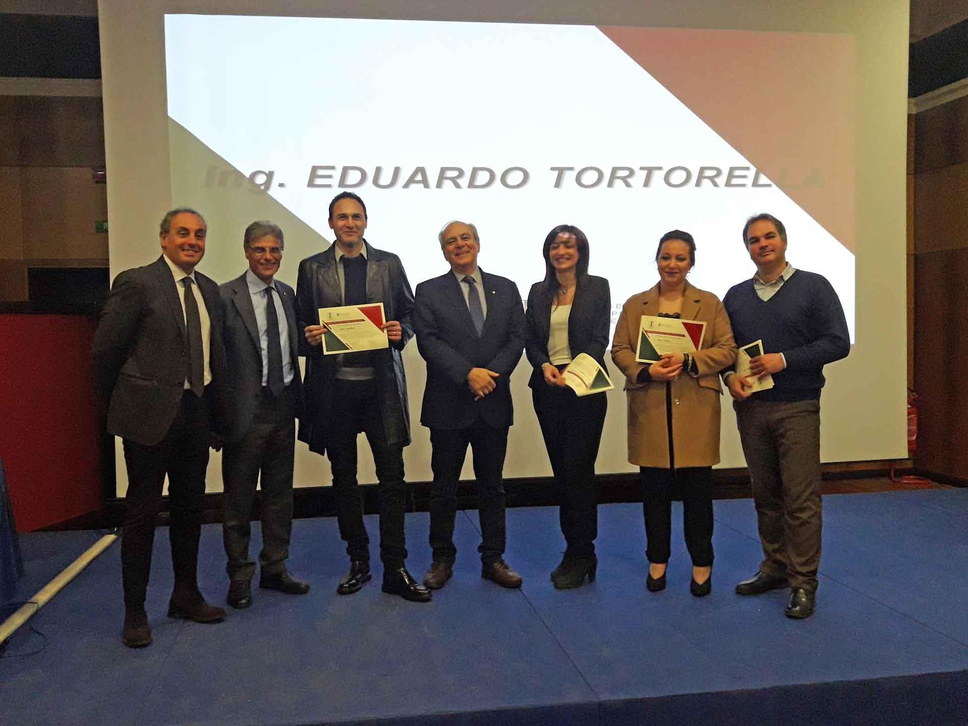 gruppo di lavoro studio ingegnere Eduardo Tortorella